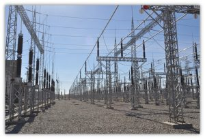 South Yoloten Gas Field Development 220/35kV AIS